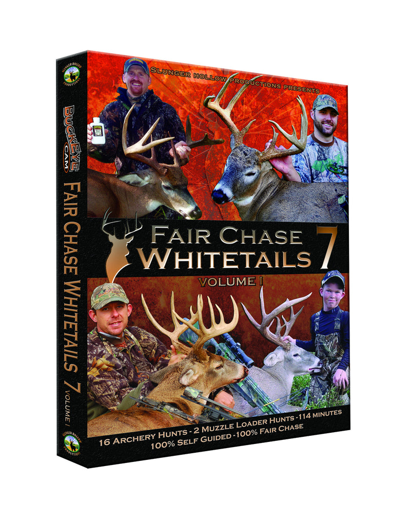 Fair Chase Whitetails 7 Volume I
