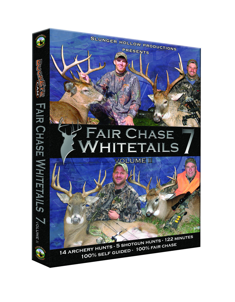 Fair Chase Whitetails 7 Volume II