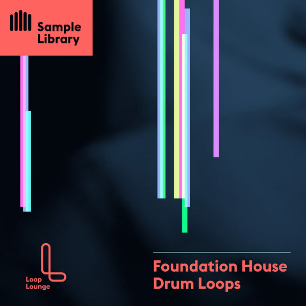 Foundation House Drum Loops
