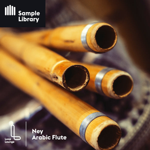 Ney, Arabic Flute, Sample Library by Loop Lounge