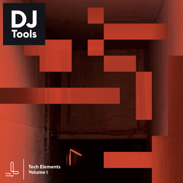 Tech Elements Volume 1, DJ Tools/Remix Sets by Loop Lounge