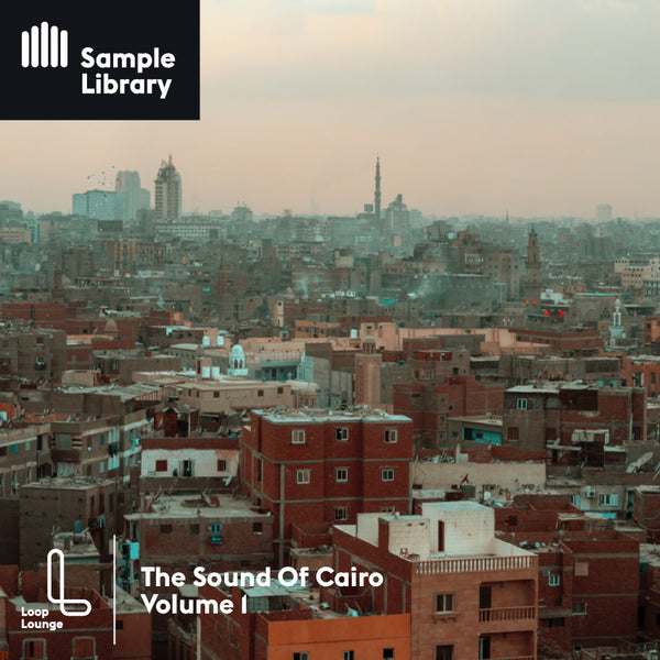 Sound Of Cairo, Sample Library by Loop Lounge
