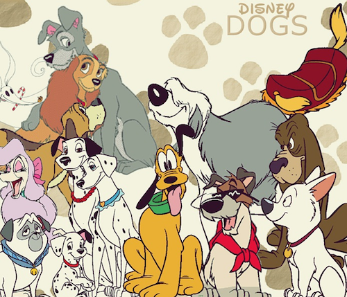 Disney Dogs - Our Favorites!