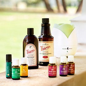 Young Living Essential Oils and Your Dog!