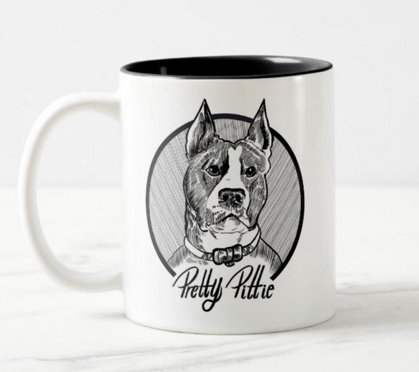 WonderWoof Mug - Pitbull