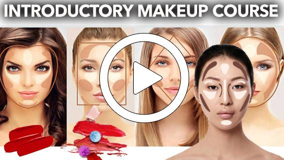 INTRODUCTORY MAKEUP COURSE