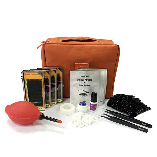 Includes Eyelash Extension Kit