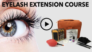 PROFESSIONAL EYELASH EXTENSION COURSE