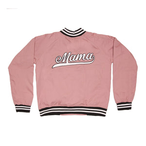 0 Personalised Adults Pink Bomber Jacket JACKETS + JUMPERS sunny+finn S australia kids