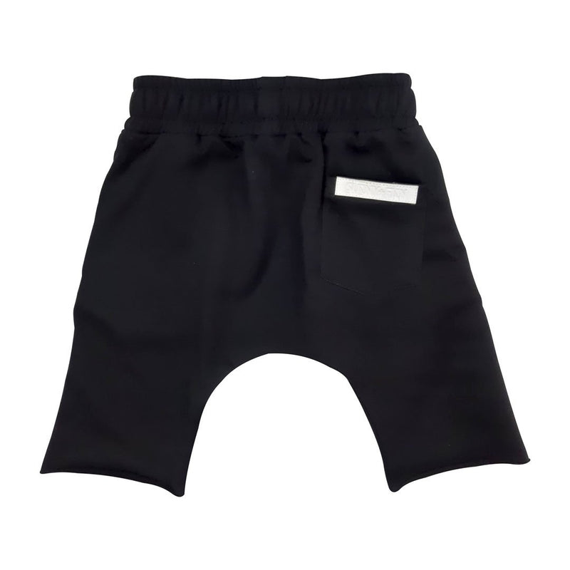 0 SF Branded Shorts Black Pants + Shorts sunny+finn australia kids