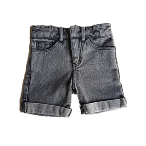 ACE SHORTS ACID WASHED BLACK Pants + Shorts sunny+finn 1-2 australia kids