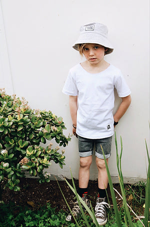 Stevie Bucket Hat Accessories sunny+finn australia kids