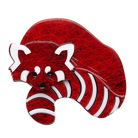 Erstwilder Radbert the Red - Animal Brooch