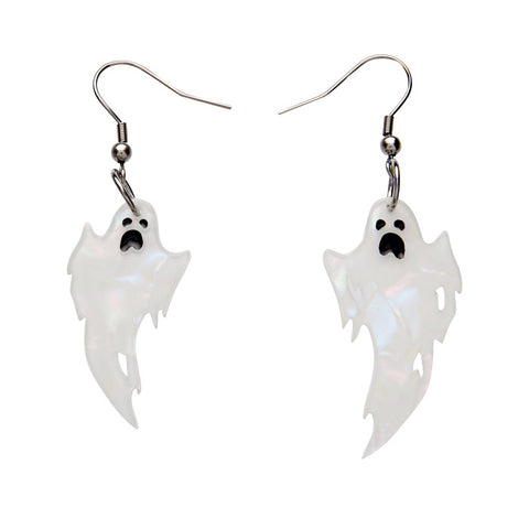 Erstwilder Halloween Earrings -  Be Our Ghost