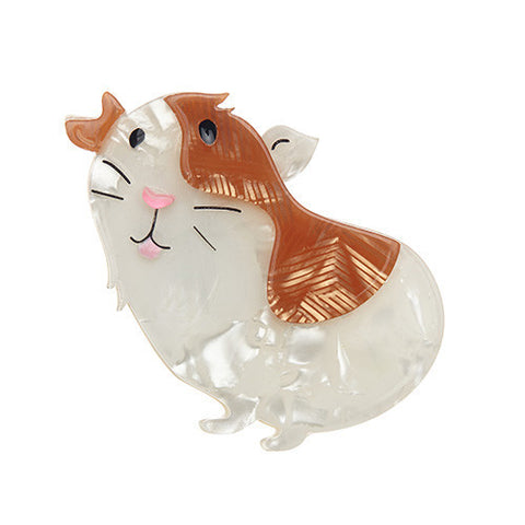 Erstwilder Animal Brooch - Puppy New Guinea - the Guinea Pig