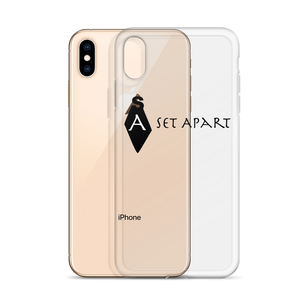 Set Apart iPhone Case