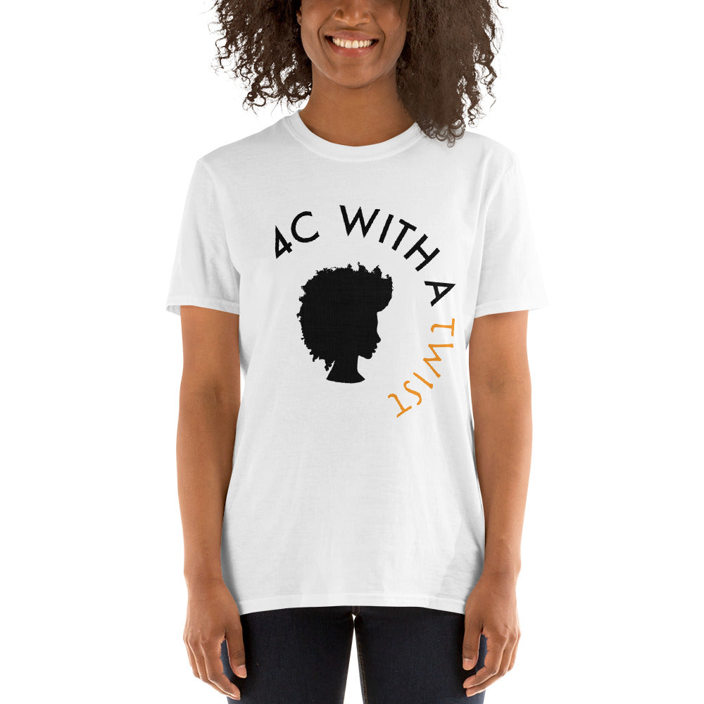 4C Short-Sleeve Unisex T-Shirt