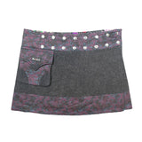 Domino Wool Short #2