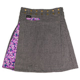 Sugar Free Tweed Long Reversible #2