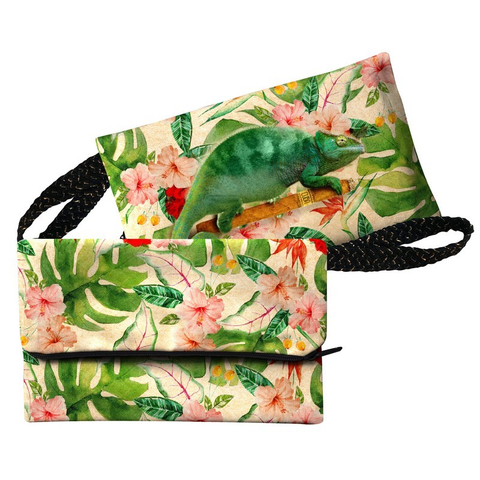 Folded Clutch Bag Carlos