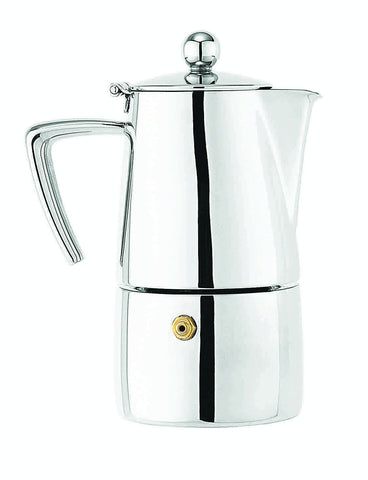 Art Deco 2 cup espresso maker