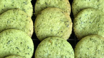 Sencha Green Tea Biscuits