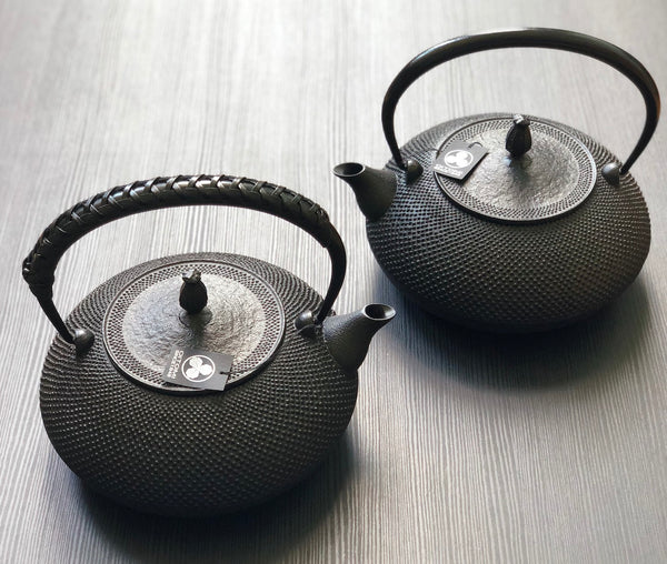 Tetsubin - Cast Iron Kettle