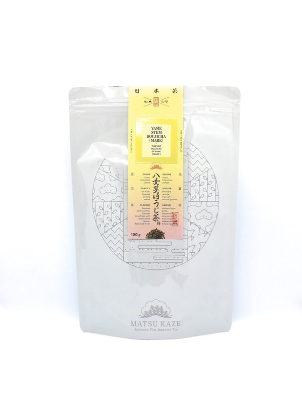 Yame Stem Houjicha - Mare (Loose tea)