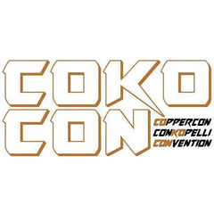 Catch Us at CoKoCon Labor Day Weekend!