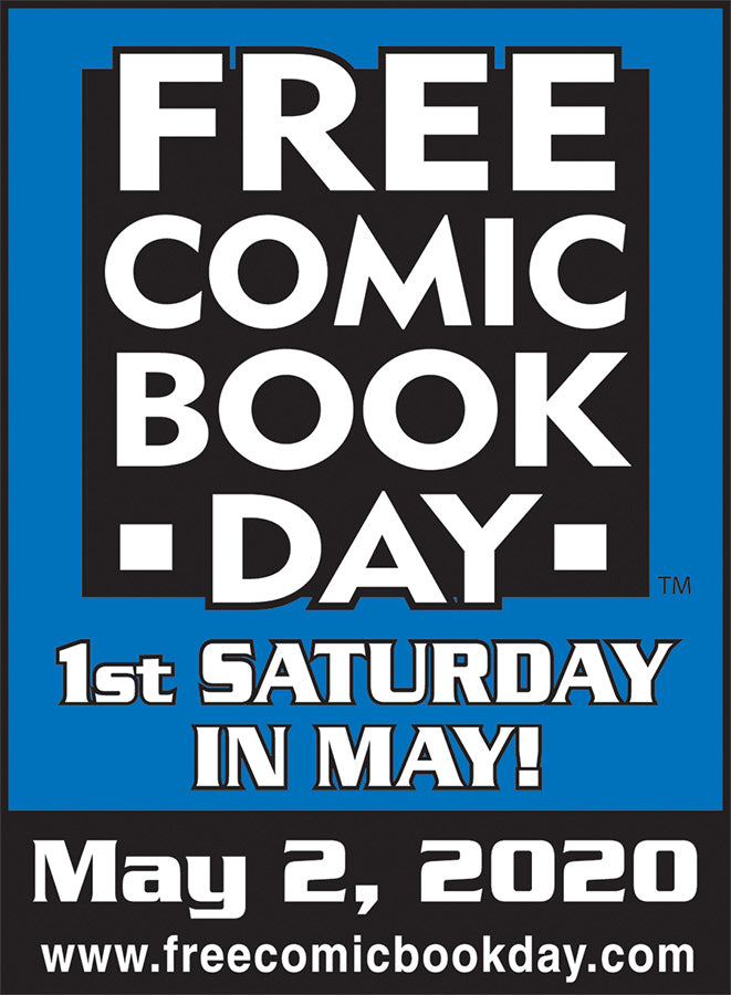 Free Comic Book Day with The Dude 2020
