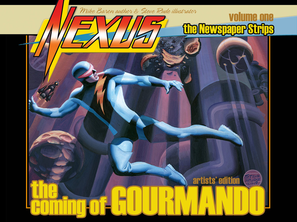 Nexus: The Coming of Gourmando