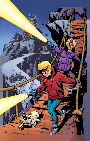 Jonny Quest Alt Cover
