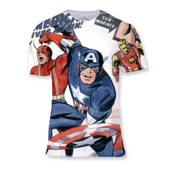 Avengers Sublimation Shirt