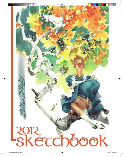 2012 Sketchbook Download