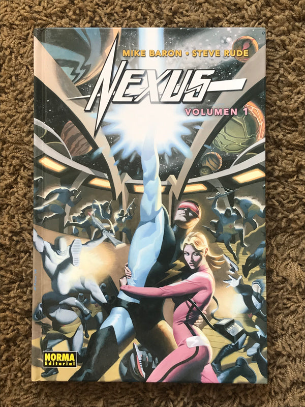 Nexus Archives Volume 1 Spanish
