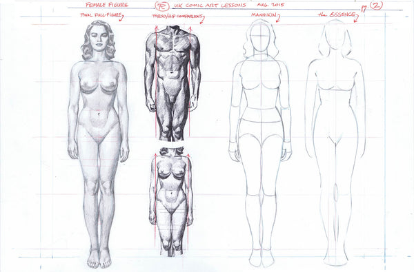 3D Total Beginners Guide to Comic Art Page 2