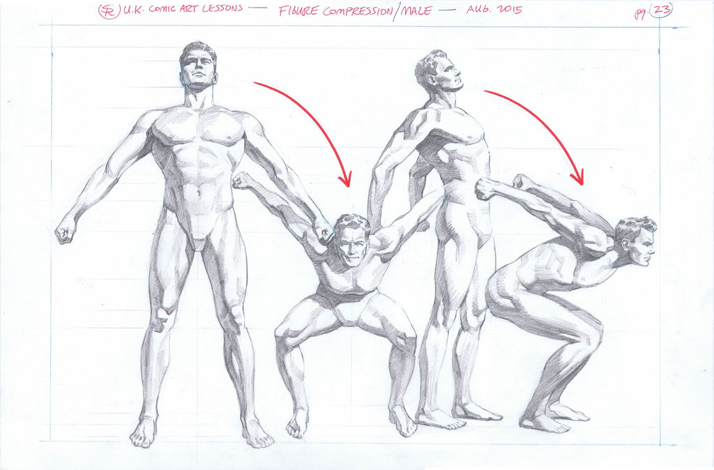 3D Total Beginners Guide to Comic Art Page 23