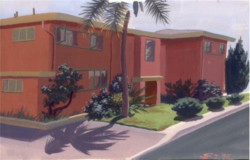 Apartment Building Study