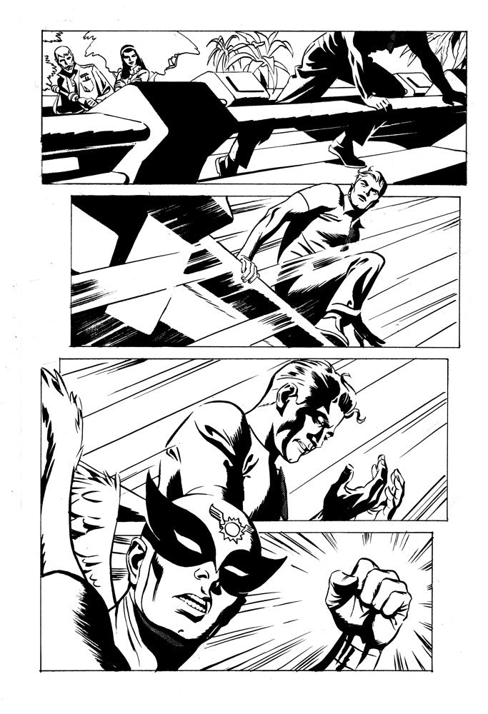 Future Quest 1 Page 23 DC