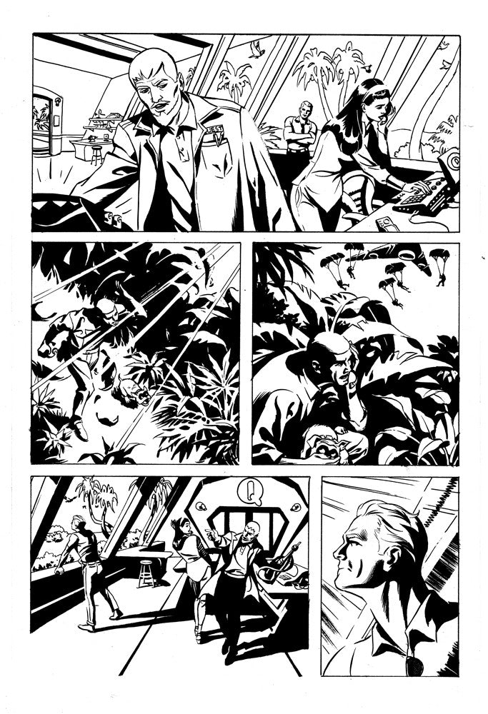 Future Quest 1 Page 25 DC