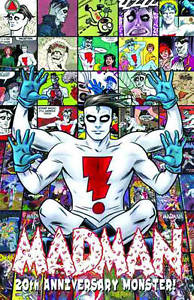 Madman: 20th Anniversary Monster!