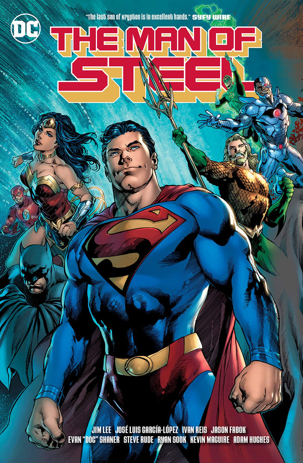 Man of Steel [Bendis][Hardcover]