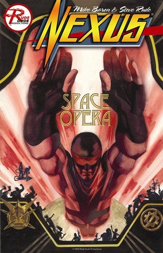 Nexus Space Opera TPB