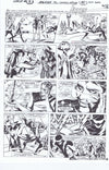 Page 3 Nexus Newspaper Strip Art