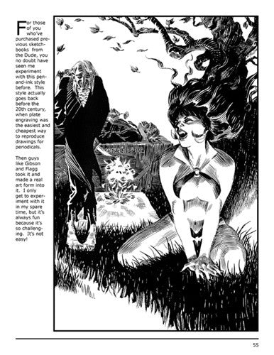 2006 Steve Rude Sketchbook Download