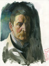 John Singer Sargent Painted Studies and Trials w/Notes