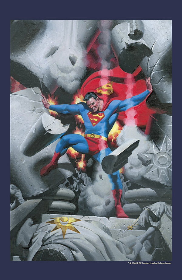 Action Comics 1000 Exclusive Print Signed & Numbered