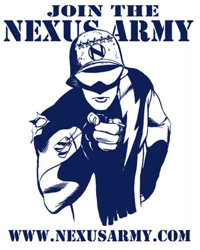 Nexus Army T-Shirt