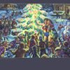 Wonder Woman Christmas Oversized Poster LE