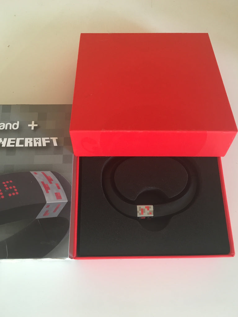 Gameband for Minecraft size Small